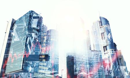 Modern business lifestyle Reklamní fotografie