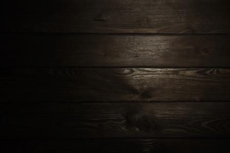 Dunkler hölzerner Hintergrund Standard-Bild - 92319814