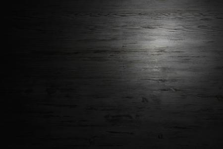 Hölzerner leerer Hintergrund oder Beschaffenheit mit Stelle von Licht Standard-Bild - 92663313