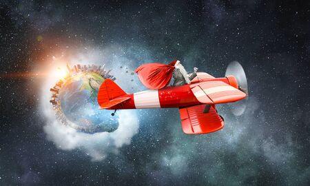 サンタが来る