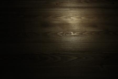 Dunkler hölzerner Hintergrund Standard-Bild - 96546075