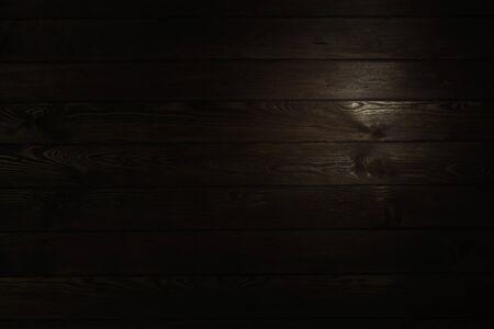Dunkler hölzerner Hintergrund Standard-Bild - 98179057