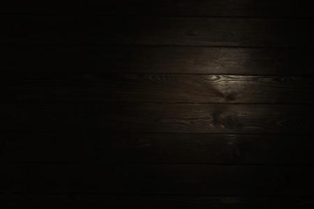 Dunkler hölzerner Hintergrund Standard-Bild - 98464465