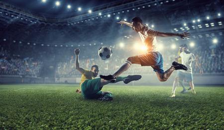 I momenti migliori del calcio. Tecnica mista