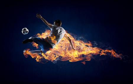 Game hottest moments Banco de Imagens