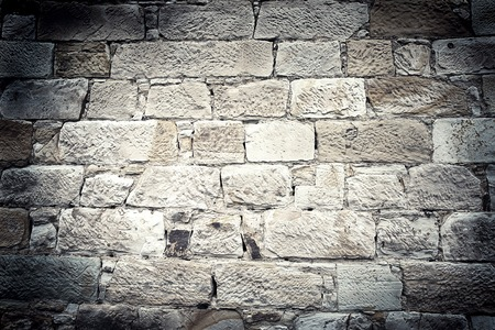 Achtergrond van bakstenen muur