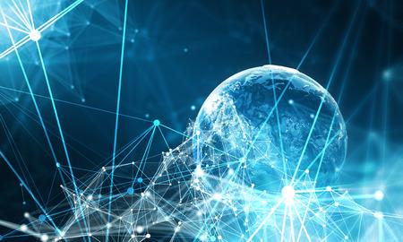 De nouvelles technologies pour votre entreprise. Rendu 3D