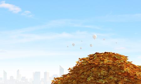 Es tiempo de otoño