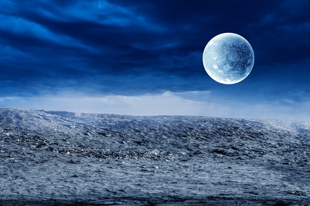 It is fullmoon