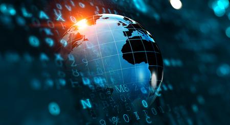 Global network and data exchange