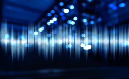 Music sound concept