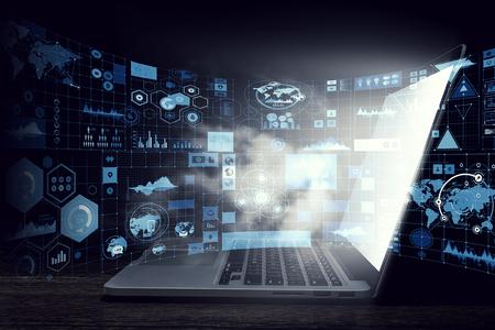 Concetto di e-business e networking