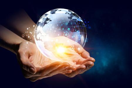 Des technologies connectant le monde