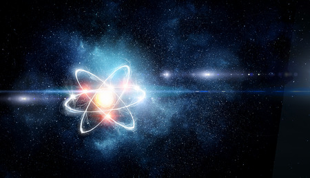 Astronomy concept backdrop Фото со стока