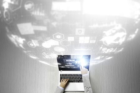 User of media technologies
