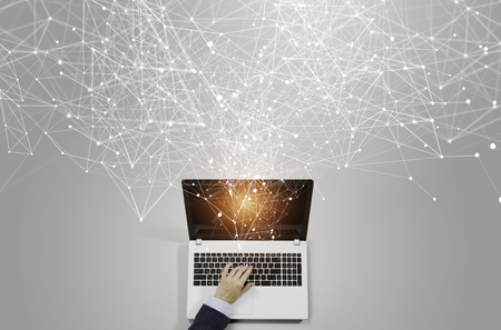 Modern technologies for your business Stock Photo