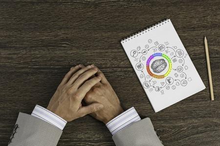 Write a business plan Banco de Imagens