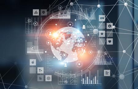 Tecnologie multimediali nel mondo degli affari. Tecnica mista