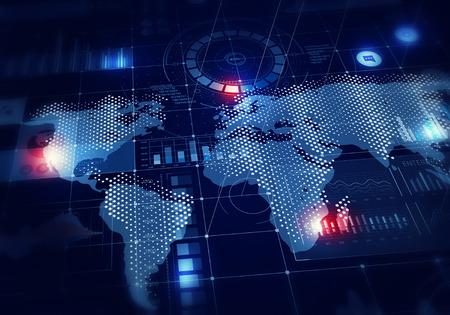 Global media technologies