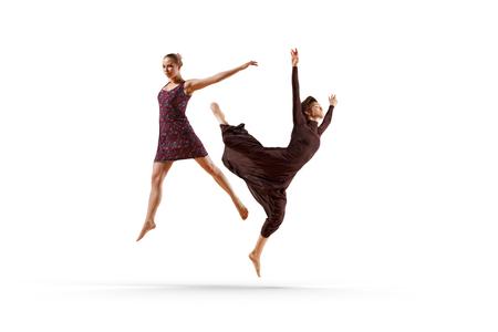 Dans als levensstijl Stockfoto