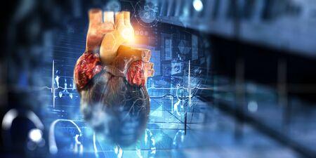 Investigación en medicina del corazón humano