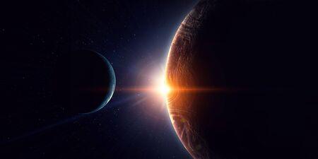 Beauty of galaxy Imagens