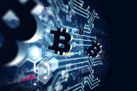 The concept of crypto currency coding
