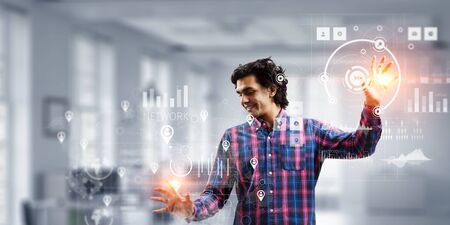 Future technologies today . Mixed media