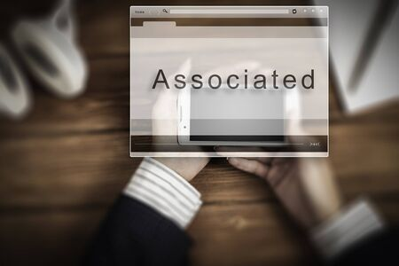 Application for easier work . Mixed media