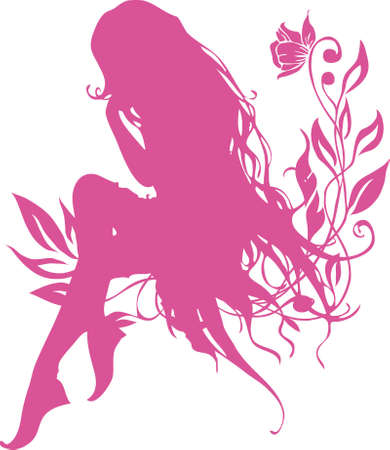 longhaired: Detail Fairy 01