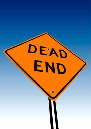 dead end: Dead end