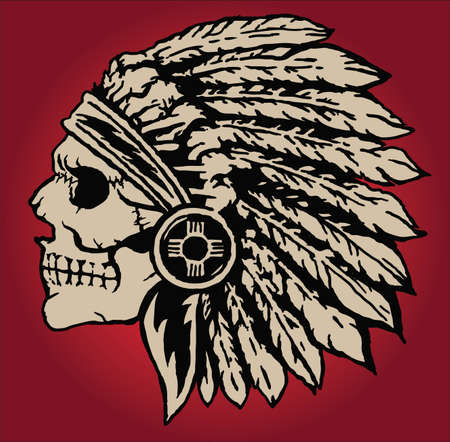 scull: Indian Chief