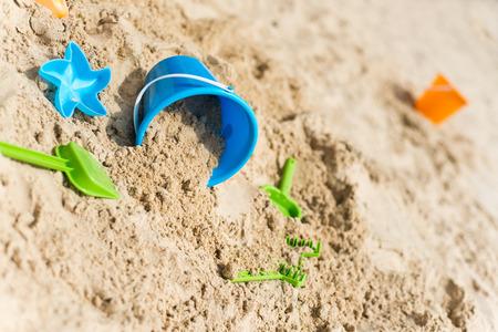 sandcastle background