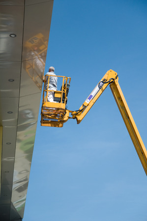 nacelle workers photo