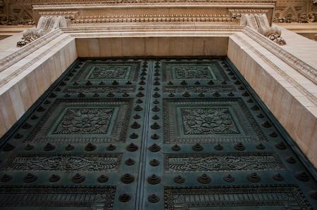Pantheon monument in Paris - France photo