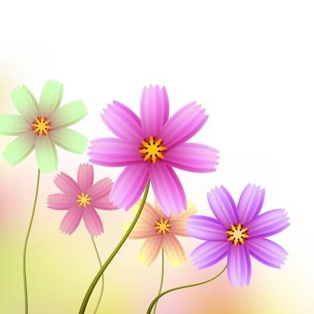 Beautiful Floral Border for corner decor etc Stock Vector - 11593288
