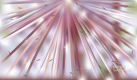 dandelion background Stock Vector - 12473520