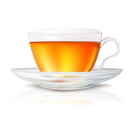 vigor: cup of tea