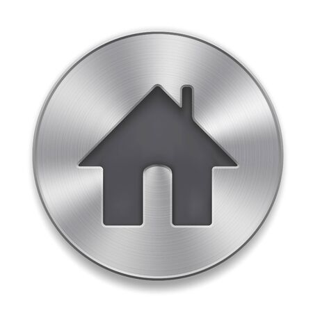 homes: Home icon Illustration