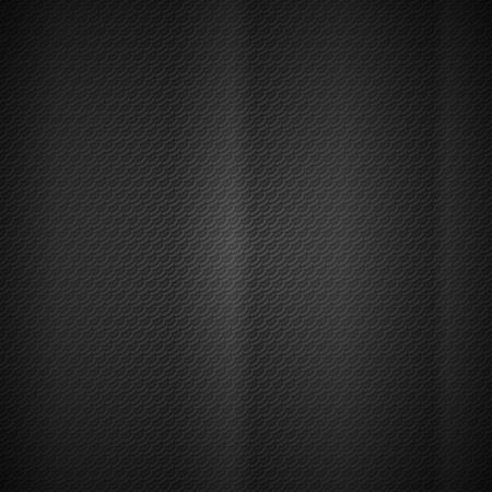 Seamless Vector background  Black metal circular process Stock Vector - 13441848