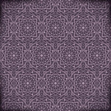 Vector  illustration of arabic geometric background Stock Vector - 16332410