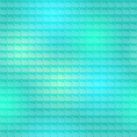 emitting: Seamless Lite Tiles Pattern on sea wave background