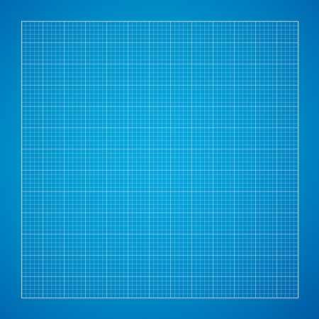 Blueprint vector seamless pattern for design background royalty free vector blueprint background white grid on blue paper vector malvernweather Choice Image