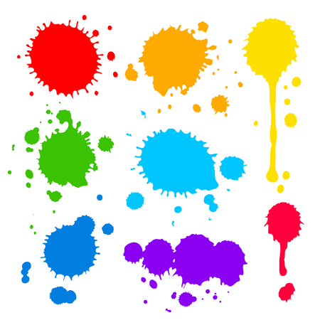 Collection of splats