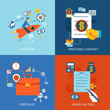 martinet: Concepts d'affaires fix�s pour hausse rapide, rentable et contrat accord b�n�fique