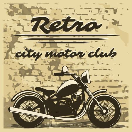 предмет коллекционирования: Дизайн Мотоцикл на проблемных фоне