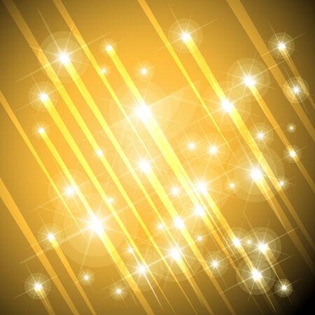star award: gold stars background Illustration