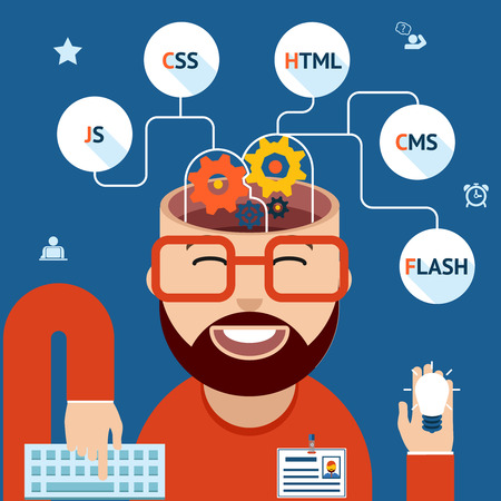 css: Developer of Web and mobile applications
