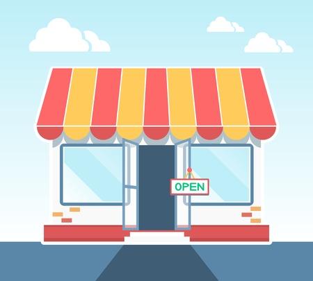 Vector Store 일러스트
