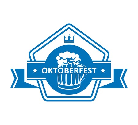 alchoholic drink: Oktoberfest Label